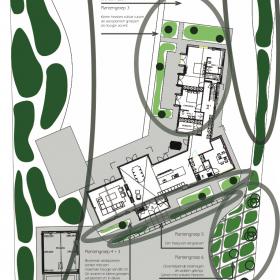 Tuinontwerp met beplantingsplan in Enschede